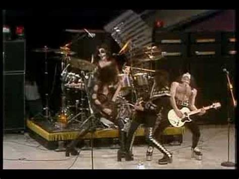 kiss black diamond 1975 promo (high quality) youtube