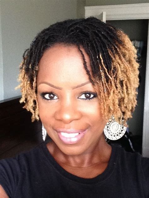 sisterlocks on short hair 170 best ideas about hair on pinterest updo dreads and