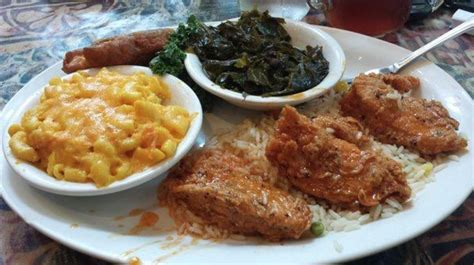 Carolinas Kitchen by Souled Out For Soul Food The Top Soul Food Restaurants In