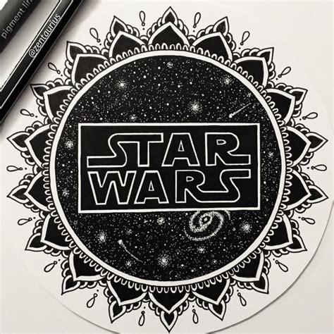 image gallery mandala star star wars inspired mandala image 3917739 by violanta
