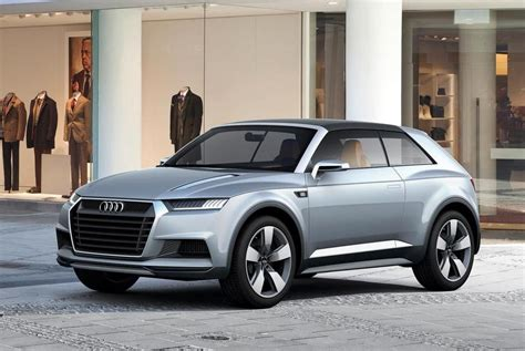 Small Audi by Audi Q1 Small Suv Launch In 2016 Indiacarnews