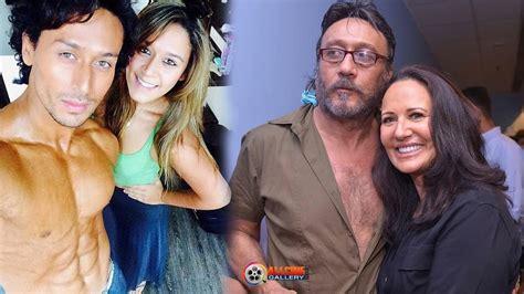 Actor Jackie Shroff Family Photos with Wife Ayesha, Son ...