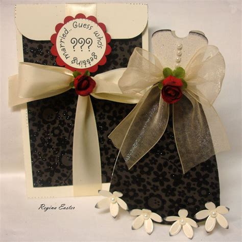 Handmade Stationery Ideas - 2 handmade wedding invitations ideas 1 handmade4cards