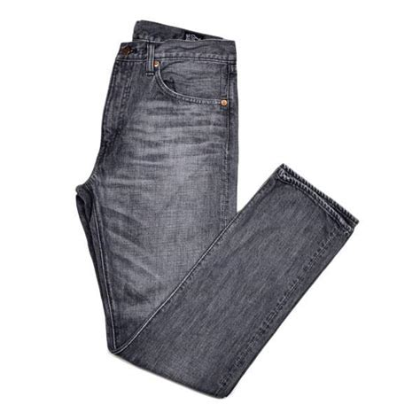 Black Master Psd Denim orslow fit denim 107 black grey beaubien