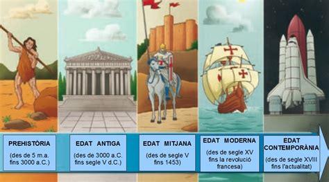 imagenes epicas de la historia etapes de la hist 242 ria ci 232 ncies socials c e roig tes 224 lia