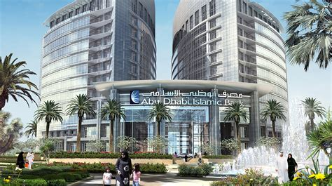 Office Interior Design Firm by Abu Dhabi Islamic Bank