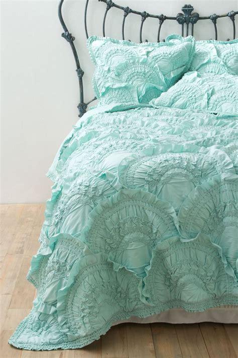 mint green coverlet best 25 mint bedding ideas on pinterest mint girls room