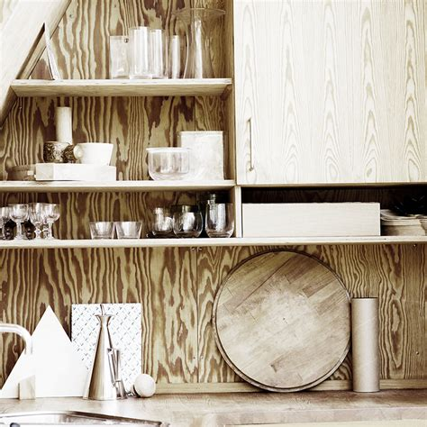 Plywood Decorations by Solutions Plywood Kitchens Decoration Uk