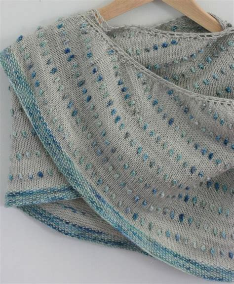shawl pattern variegated yarn i like it quot my new shawl pattern for use with variegated