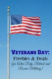take advantage of veterans day offers the american legion veterans day freebies and deals 2017