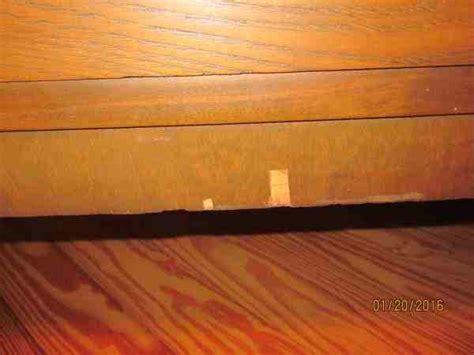 Knapp Joint Old Dresser Amp Mirror My Antique Furniture
