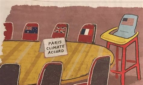 Toddler Table Chairs Hilarious Drawing About Trump Leaving Paris Climate Deal