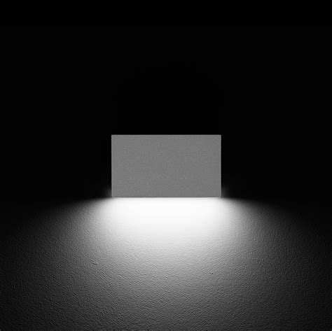 gamma mid power led unidirectional outdoor wall lights  ares architonic