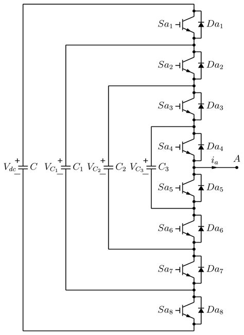 flying capacitor inverter flying capacitor multilevel inverter simulink model 28 images three phase flying capacitor