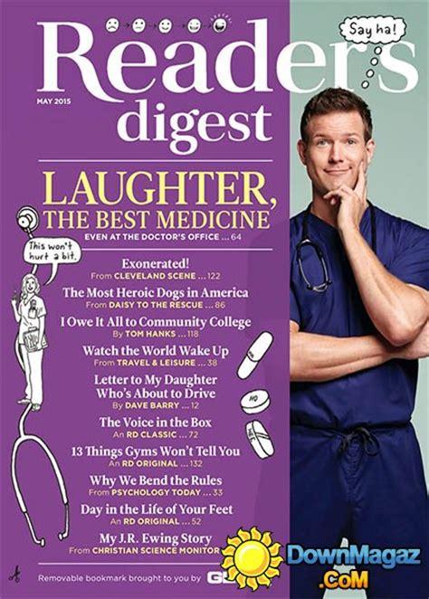 readers digest usa     magazines