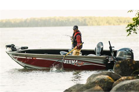 alumacraft boats reviews alumacraft competitor 165 tiller boats for sale