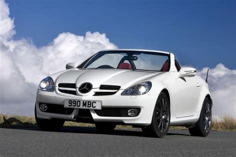 4 Car Garages by Mercedes Benz Slk R171 2004 Car Review Honest John