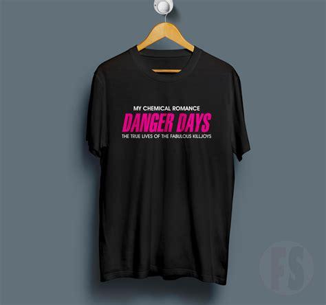 Hoodie Mcr My Chemical Logo 12 my chemical danger days t shirt fansshirt