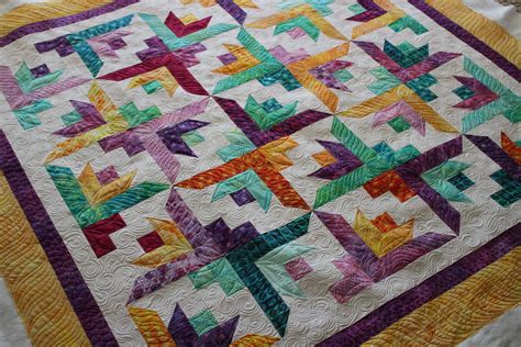 Quilt Batik by Quilting Is Therapy It S Just A Machine Quilting