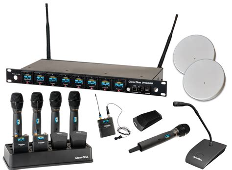 Microphone Wireless Audio Line wireless microphone systems