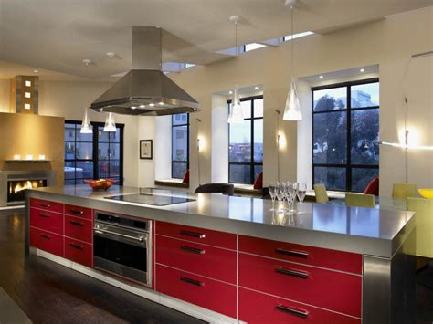 contemporary kitchen design ideas tips amazing kitchens hgtv