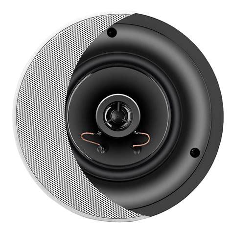 Speaker Ceiling ace500 5 25 inch trimless thin bezel ceiling speaker pair