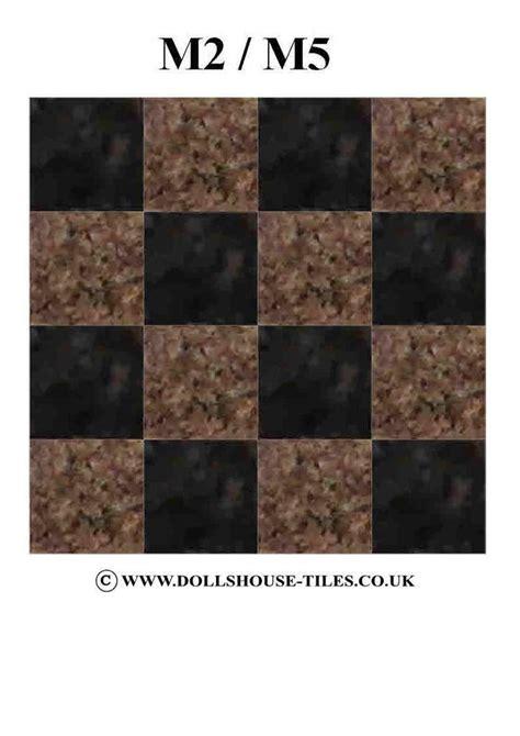 dolls house flooring dolls house miniatures flooring miniature floor tiles