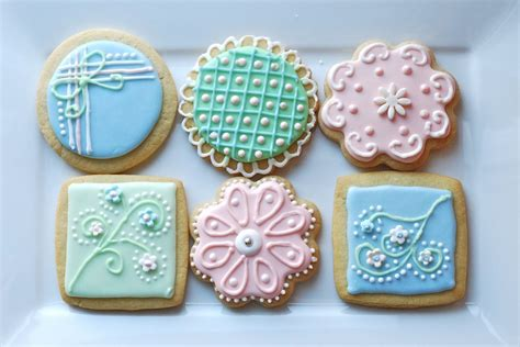 decorated cookies sugar cookies the fig tree