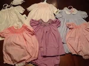 Smocked A Lot Girls Bishop Dress » Ideas Home Design