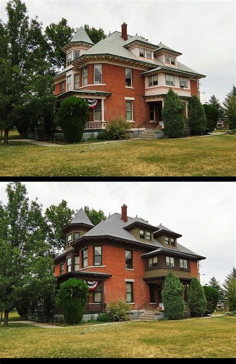 17 best images about house restorations historic paint colors home makeovers before and