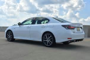 Lexus 350 F 2016 Lexus Gs 350 F Sport Test Drive Review Autonation