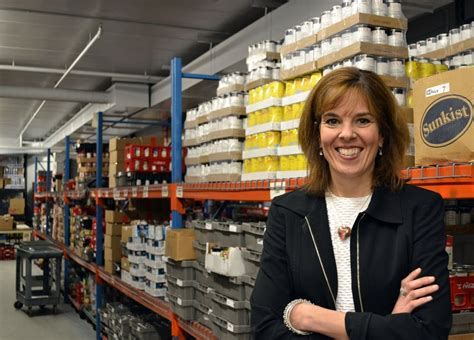 food shelves looking at march food drive to replenish