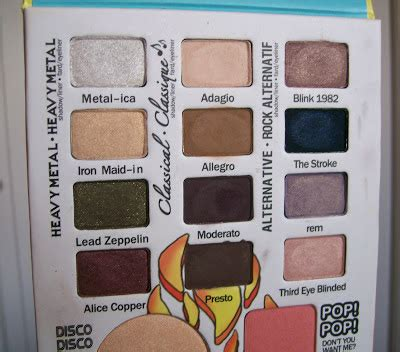 The Balm Balm Jovi Palette color combos with the balm s quot balm jovi quot palette