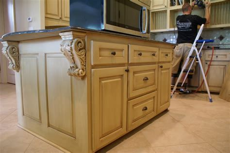 kitchen island from cabinets islands rs cabinets llc