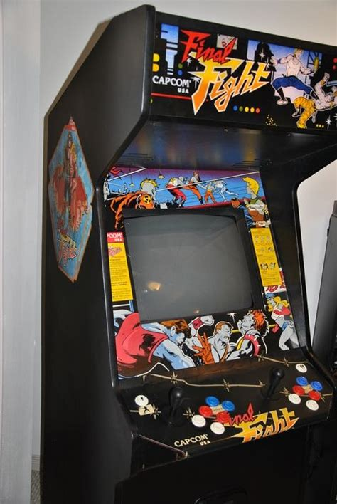 Katana Arcade Cabinet Doubles As A Jukebox And Computer 2 by Fight Classic Arcade Cabinets