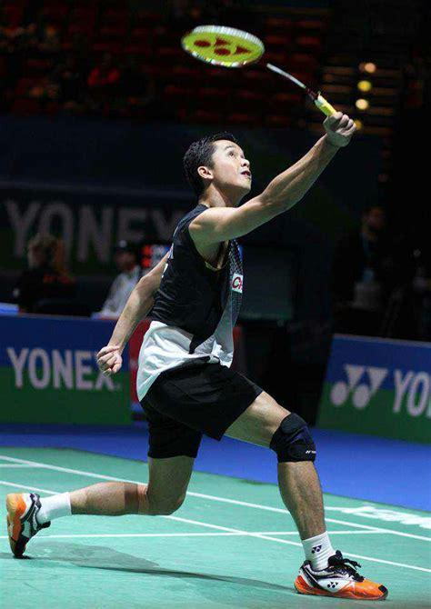 Raket Yonex Kevin indonesia open terakhir untuk taufik hidayat 171 badminton