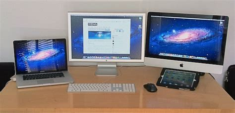 Programmer Desk Setup Mac Setups Programmers Desk