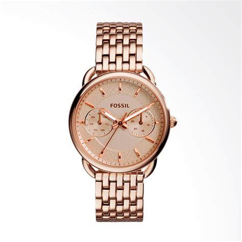 Sedang Trend Jam Tangan Wanita Fossil Es 3713 Tailor Ori Bm High jual fossil es3713 jam tangan wanita rosegold