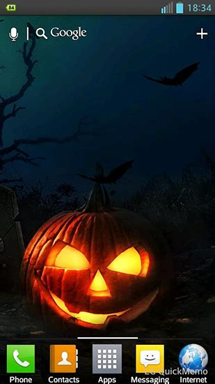 live wallpaper hd android tablet halloween hd live wallpaper for android halloween hd free