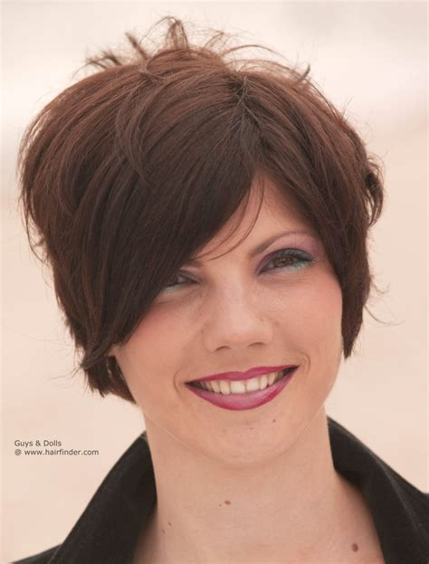 hairstyle to tuck ears short hairstyle for women who like things simple and