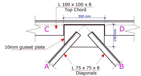 form design of welded members how to design fillet weld connection for steel trusses