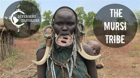 Wants To Add An To Tribe by The Mursi Tribe Large Lip Plates Omo Valley