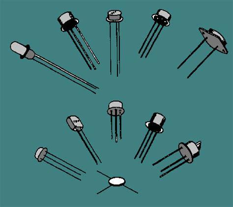 type transistor transistors