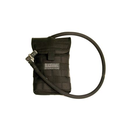 hydration disconnect side hydration pouch