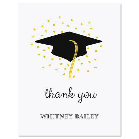 graduation thank you notes graduation thank you graduation thank you cards wording