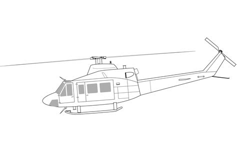 huey helicopter coloring page helicopter bell ch 146 griffon coloring page