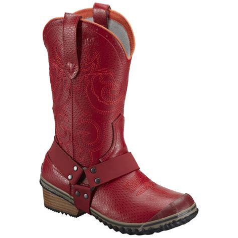 sorrel boots sorel s slimwestern boots