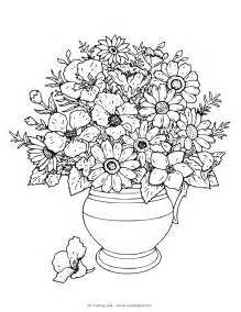 This is only a beginning there will be more coloring pages of flowers