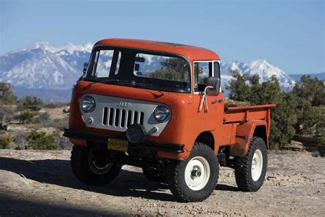 jeep fc jeeps new concept vehicles hit the trail expedition portal