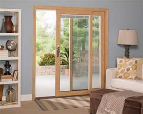 Patio Door With Side Windows Designs Simplify Your With Windows And Doors With Built In Blinds